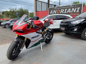 Ducati 1199 Panigale S Vermelho 2013