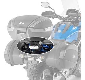 Suporte Traseiro Givi Honda Nc750x - 1146fz + Base M5