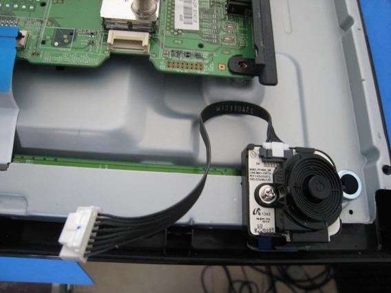 Botão Power Tv Samsung Pl43f4000ag - Original