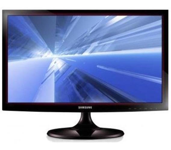 Monitor Led 19 Samsung Syncmaster Hd Sa300 Preto