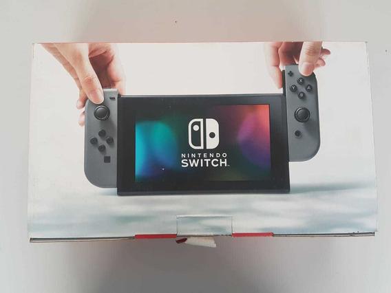 Caixa Vazia Nintendo Switch - Leia!!!!!
