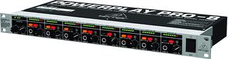 Behringer Ha8000 Amplificador De Auriculares 8 Canales