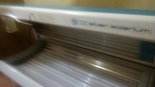 Vendo Cama Solar Silver Solarium