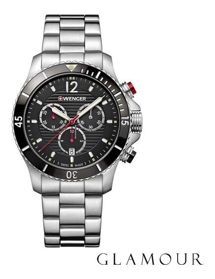 Relógio Wenger Seaforce Chrono Preto 01.0643.109