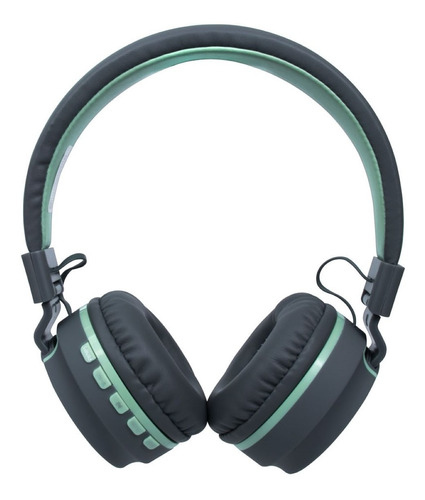Fone De Ouvido Bluetooth Oex Candy Hs310 - Verde Claro