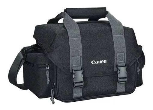 Bolsa Canon Original Para Acessórios Gadget Bag 300dg