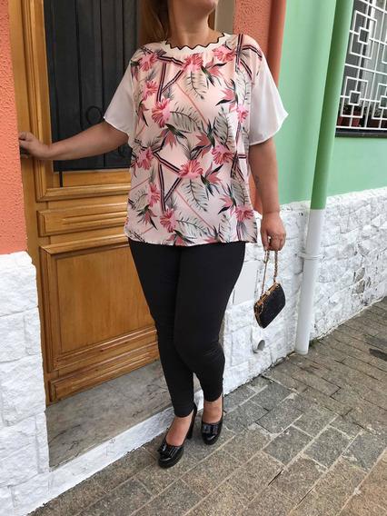 Roupas Feminina Calca Legging Preto Grossa Plus Size Tamanho Grande Flanelada Colecao 2019