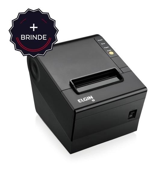 Impressora Não Fiscal Elgin I9 C/guilhotina Usb + Brinde