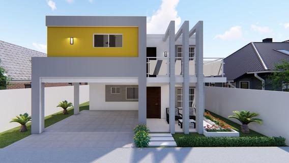 Hermosa Y Acogedora Casa En Villa Caroly
