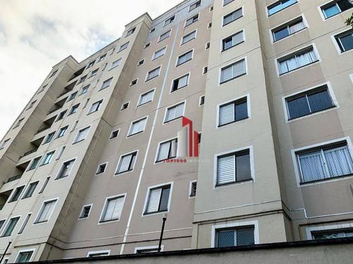 Apartamento Com 2 Dormitórios À Venda, 45 M² Por R$ 250.000,40 - Limão (zona Norte) - São Paulo/sp - Ap0509