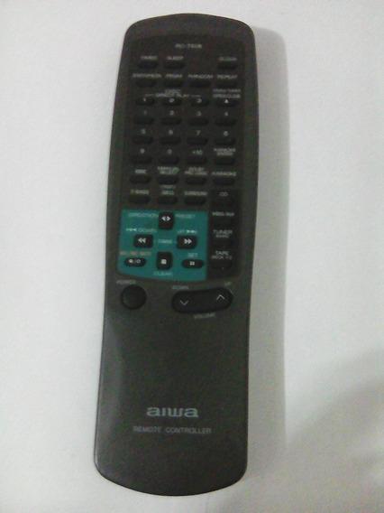 Controle Remoto Sistem Aiwa Rc-t506