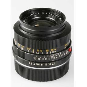 Objetiva Leica Elmarit-r 35mm F2.8