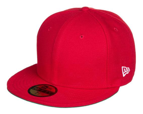 Dc Gorra Skatefitted (rrho)-rojo-unico