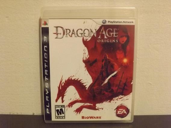 Ps3 Dragon Age Origins - Completo - Aceito Trocas...