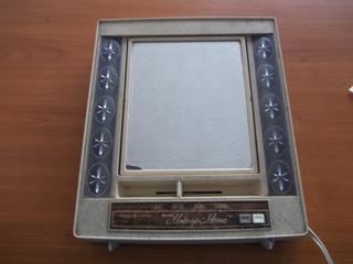 Espejo Para Maquillaje Mca. General Electric. Vintage.