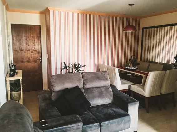 Apartamento Com 2 Dormitórios À Venda, 68 M² Por R$ 355.000 - Jardim América - São José Dos Campos/sp - Ap5399