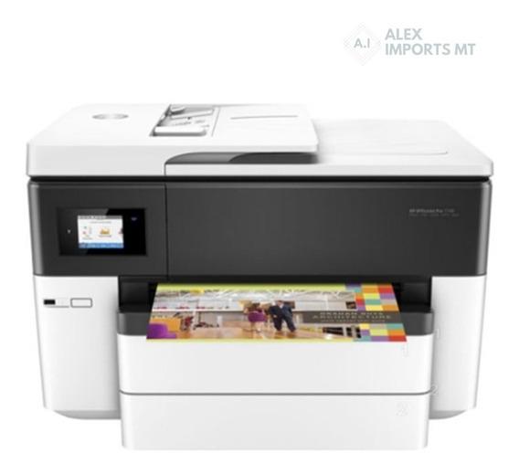 Multifuncional Hp Pro 7740 A3 Color Usb Wifi Impressora G5j3