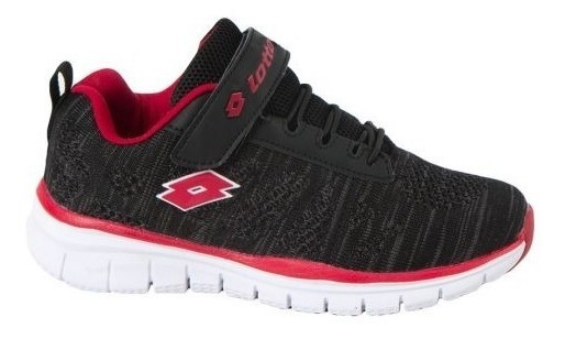 Tenis Casual Lotto 8036 De Niño 100% Originales