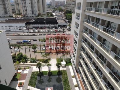 Soho Office - Vila Leopoldina - Sala Comercial Nova, Com Área Útil De 44 M² + 2 Vagas De Garagem - 735