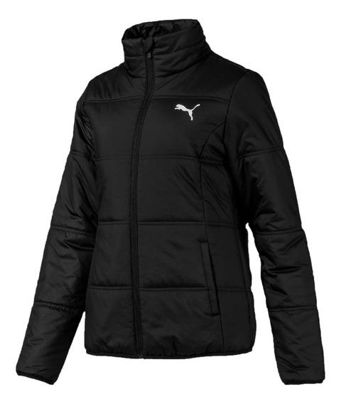 Puma Campera Lifestyle Mujer Essentials Padded Negro