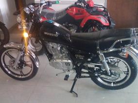 Suzuki Gn 125f 2018 En Motolandia Av Santa Fe 950