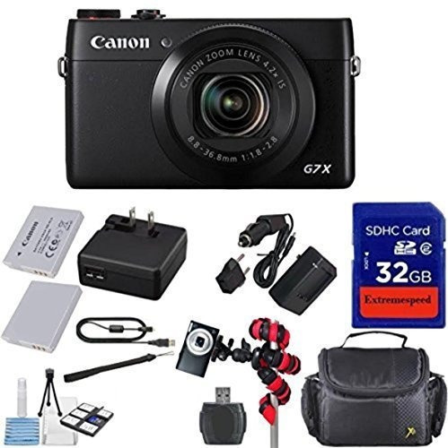 Camara Canon Powershot G7 X Mark Ii Digital Wi-fi Enabled ®
