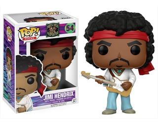 Figura Funko Pop! #54 Jimi Hendrix 100% Original