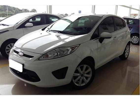 Ford New Fiesta Hatch Se 1.6 Branco 16v Flex 4p Manual 2013