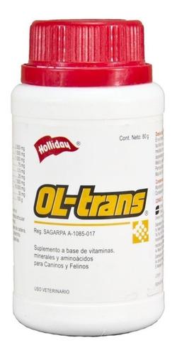Ol Trans 80g Suplemento Vitaminico Osteoarticular Holliday