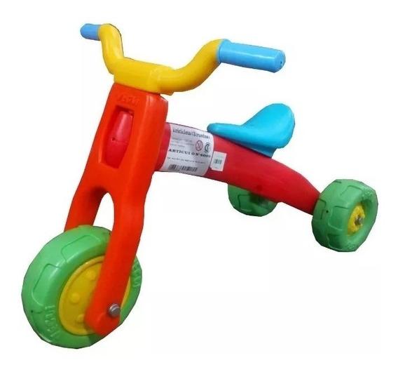 Camicleta Triciclo Tricicleta S/ Pedales Vegui 1 A 4 Años