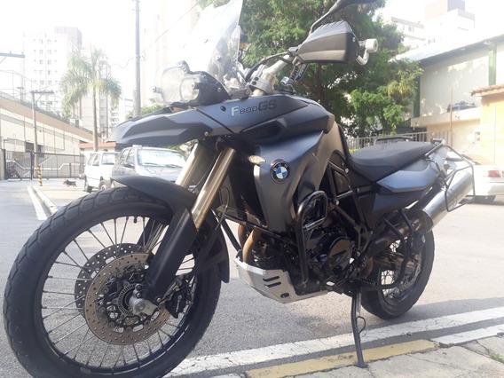 Bmw F800 Gs - Moto Linda E Revisada - Não Aceito Troca