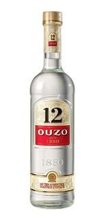 Anis Ouzo 12 Griego Botellon De Litro Oferta