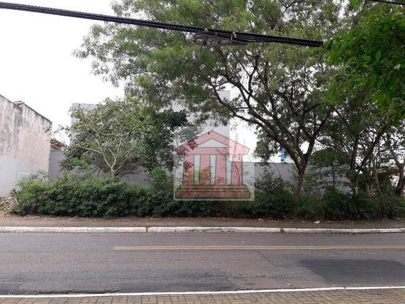 Oportunidade Terreno No Jardim Satelite, São Jose Dos Campos - Te0145