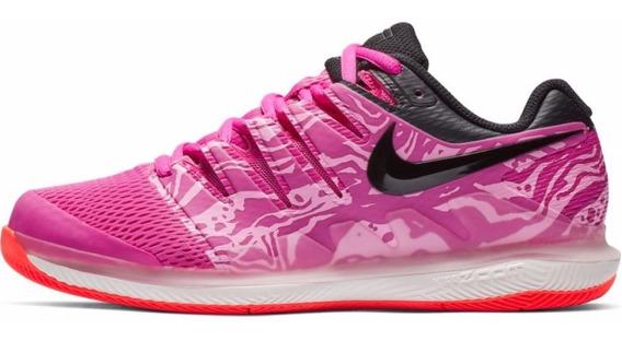 Zapatillas Nike Air Zoom Vapor X Hc Mujer Tennis C/ Envio