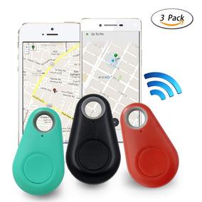 Bluetooth Tracking Mini Smart Finder Anti Lost Kit C/ 3