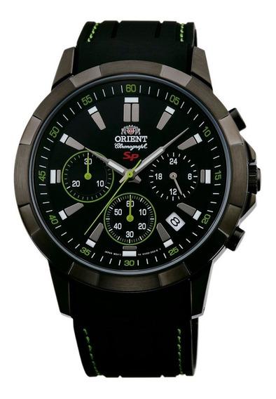 Reloj Orient Sport Cronógrafo Original Para Hombre