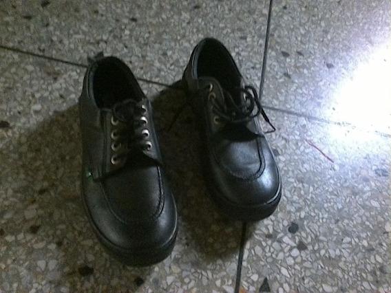 Zapatos Kickers Originales- Talla 37 (20 Verdes)