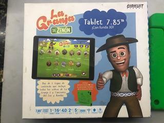 Funda Original Tablet Granja De Zenon 7 Pulgadas