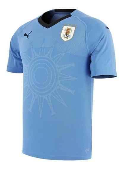 Camisa Puma Uruguai Home 2018 - Original