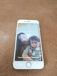 iPhone 7 Rose 265gb Semi Novo