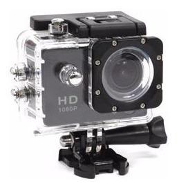 Câmera Filmadora De Ação Hd Esportes Bike, Moto Prova D