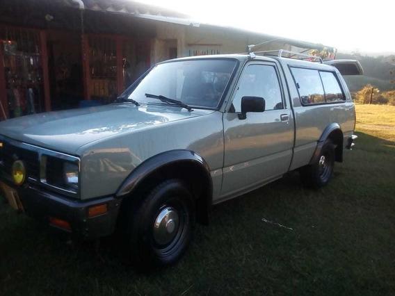 Camioneta Chevrolet Luv Cabinada Modelo 1987 En Buen Estado