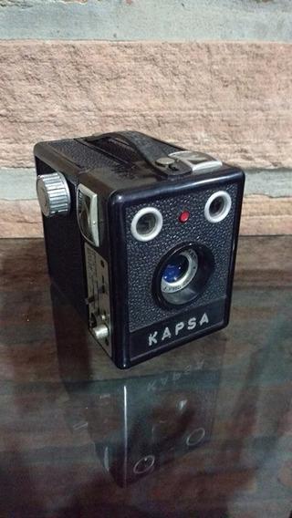 Máquina Fotográfica Kaspa