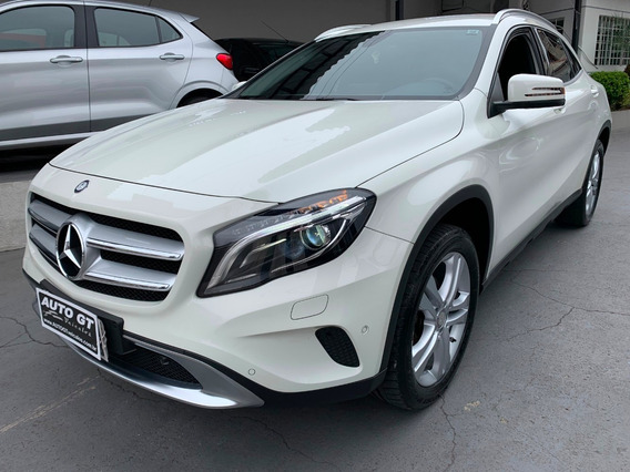 Mercedes Gla 200 Advance Flex Automático Ano 2017