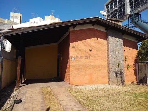Casa Com 4 Dormitórios À Venda, 190 M² Por R$ 950.000,00 - Jardim Guarani - Campinas/sp - Ca2605
