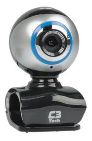 Webcam C3 Tech Máxima Resolução