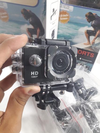 Câmera Hd Sports Aprova D