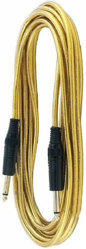 Warwick  P6,5/p6,5x6m -rcl 30206 D7 Gold. - Cables