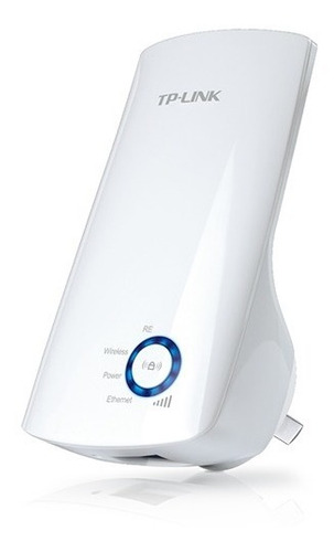 Imagen 1 de 8 de Repetidor Amplificador Wifi Tp Link Wa850re 300 Mb Full