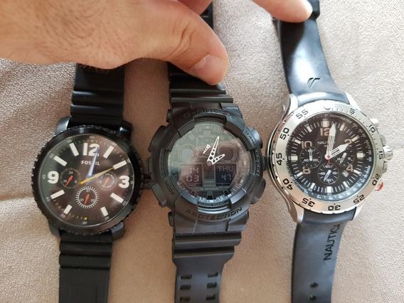 Combo 3 Relógios